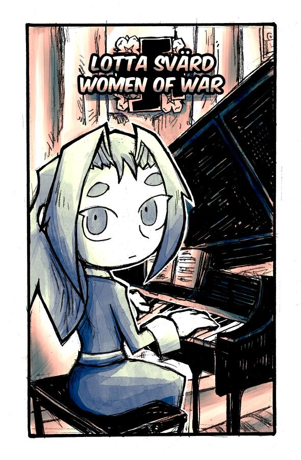 洛塔・施瓦德:战火中的女性